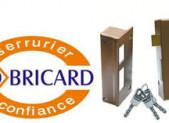 Serrurier Bricard Paris